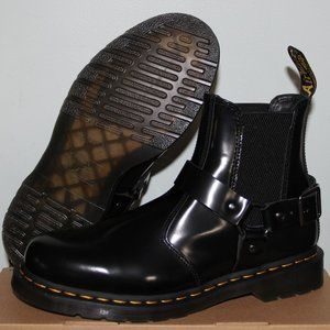 Dr Martens Wincox Leather Chelsea Buckle Boots 10